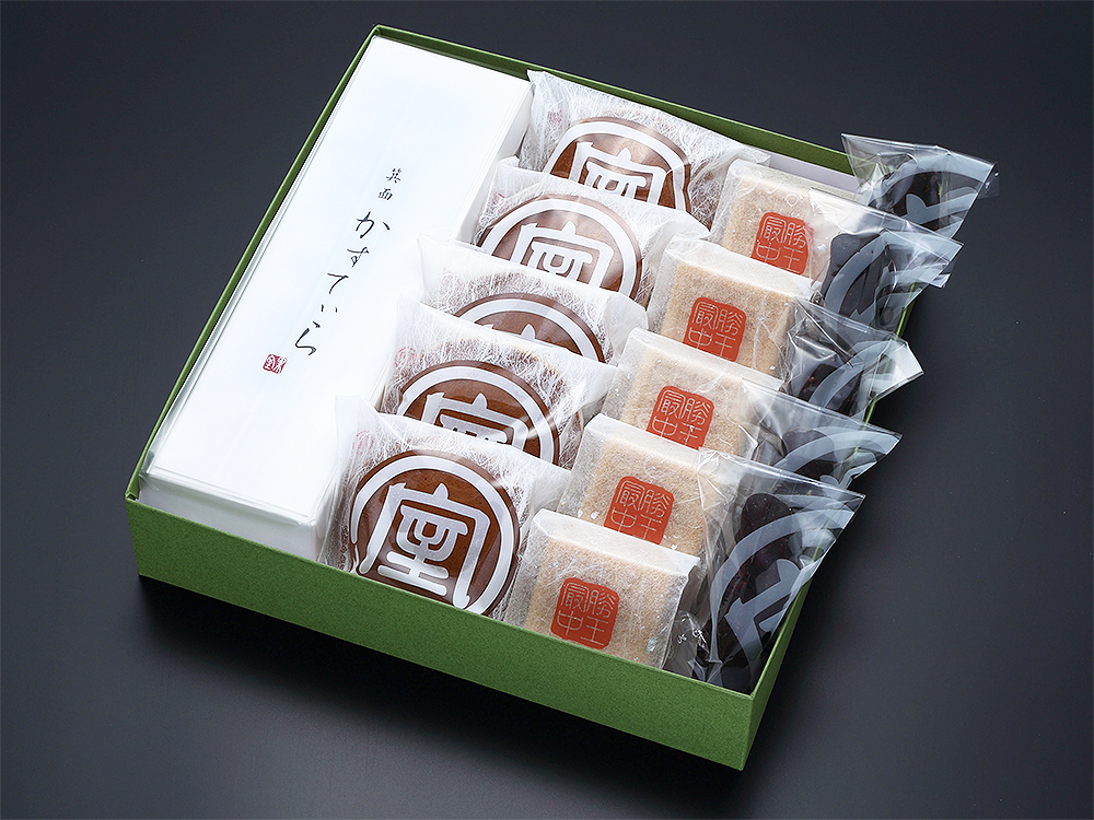 和菓子詰合せ No.001