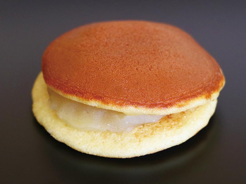 かむろ,和菓子,箕面市,みのお,どら焼き,三笠,ゆず,柚子,果肉,