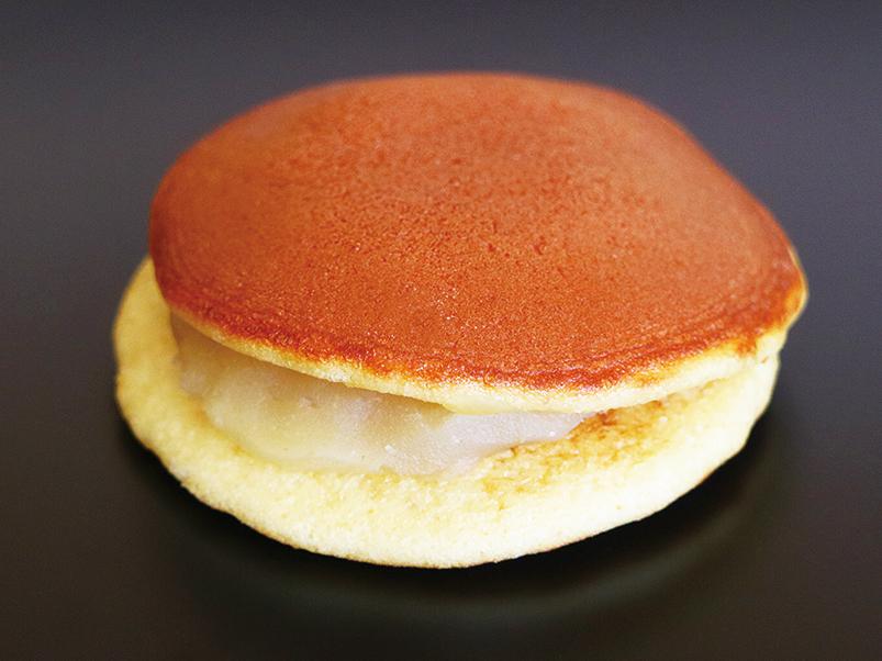 かむろ,和菓子,箕面市,みのお,どら焼き,三笠,柚子,ゆず,果肉,